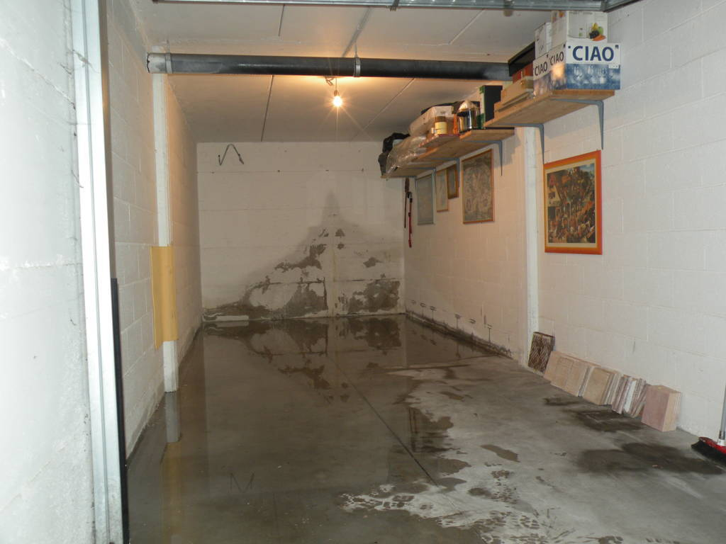 Asciugatura locali interrati, risanamento muffe e umidità